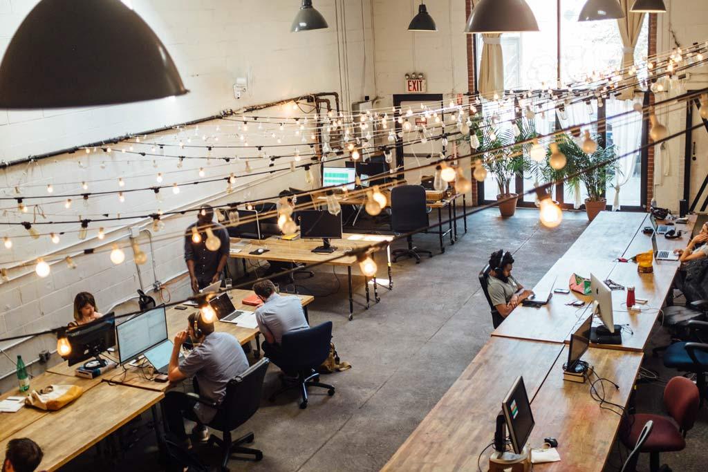 achat de bureaux a orleans coworking